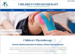 Children's Physiotherapy Dorset