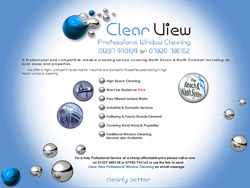 Clear View Professional Window Cleaning Devon