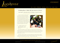 Luxsheree - Wedding Hair & Make Up Specialists in Bournemouth & Dorset