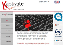 Kaptivate Solutions - Marketing and Product Promotion