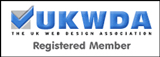 Kaptivate Web Design Member of UKWDA